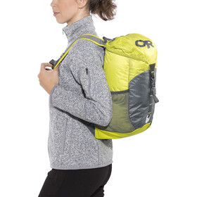 Outdoor Research Isolation HD Pack 19l lemongrass/pewter
